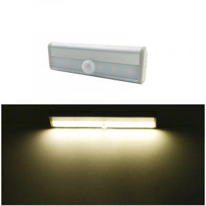 Lâmpada LED Com Sensor De Movimento