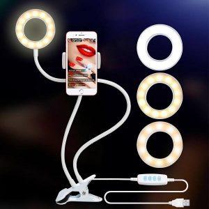 Iluminador De Led Para Selfie