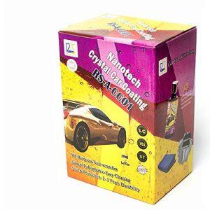 Super Revestimento Cerâmico 9H para Carro Hidrofóbico