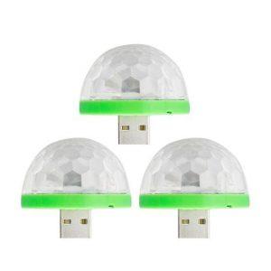 Mini Jogo De Luz USB