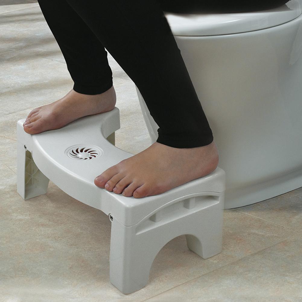 Banquinho Multi-Funcional Para Vaso Sanitário
