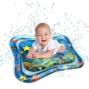 Tapete De Água Inflável Para Bebês
