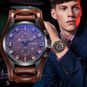Relógio Luxury