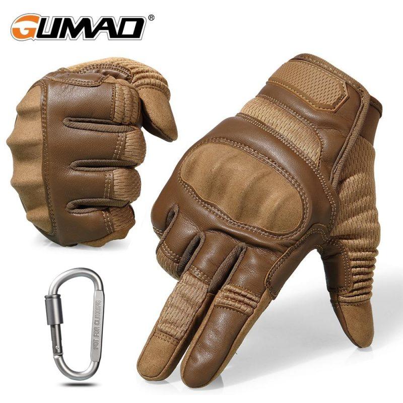 Luva Motociclista Hard Knuckle