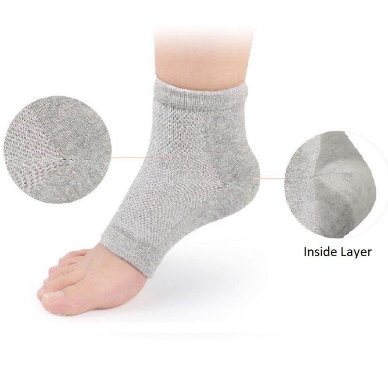 Dry Heels - Meias Hidratantes