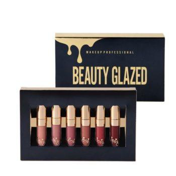 BeautyKiss - Kit Batons Matte Lip