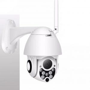 Super Câmera Wifi Inteligente 1080P