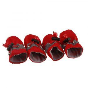 Sapatos De Inverno Para Pet (4 Peças)