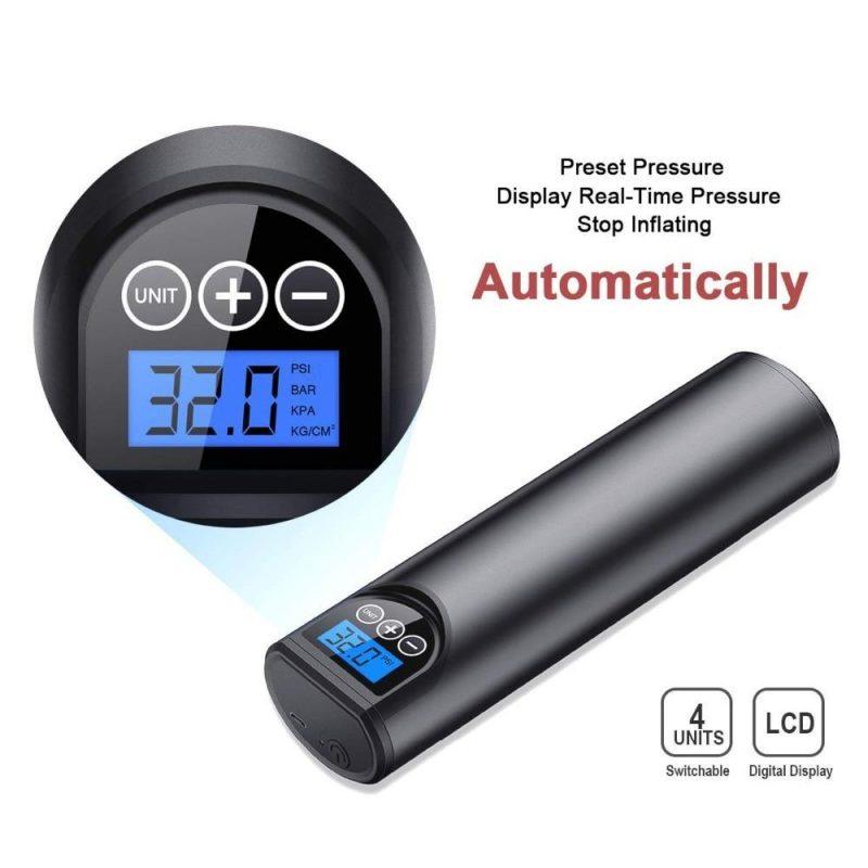 Prestige Pump - Bomba De Ar Elétrica Portátil