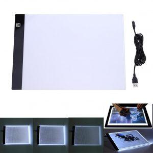 Mesa De Luz Led A4 Para Desenho