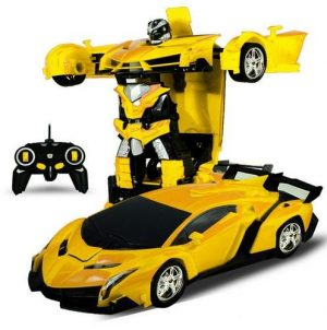 Transformers Robô RC Car