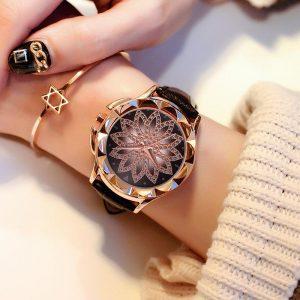 Relógio Mandala Luxo