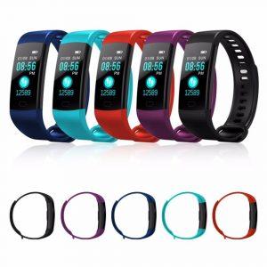 Smartwatch Relógio Eletrônico F4s Color