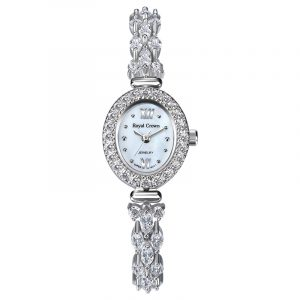 Relógio Feminino Coroa Real
