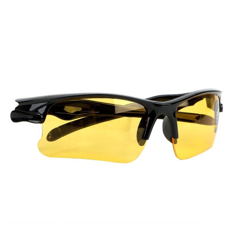 Óculos protetores para visão noturna e antireflexo