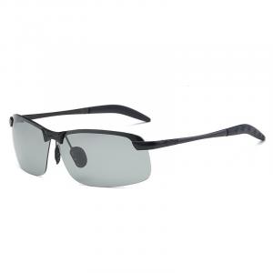 Óculos de Sol Adaptável Fotocromático com Lente Polarizada