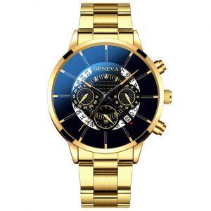 Relógio Genebra Gold