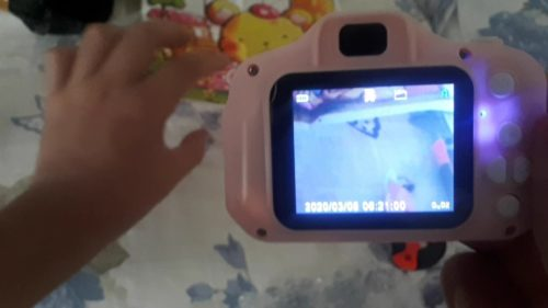 Câmera Infantil - KidKam photo review