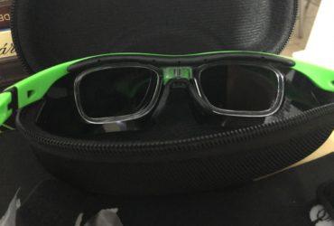 Óculos de Ciclismo UV400 Polarizado Com 5 Lentes photo review