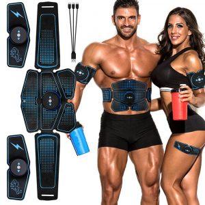 Tonificador Muscular Elétrico Profissional EMS