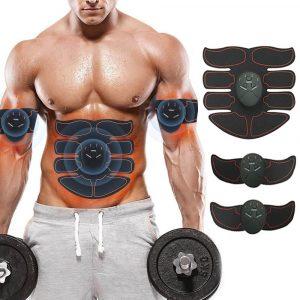 Estimulador Muscular Abdominal Perna Braço Gueto EMS
