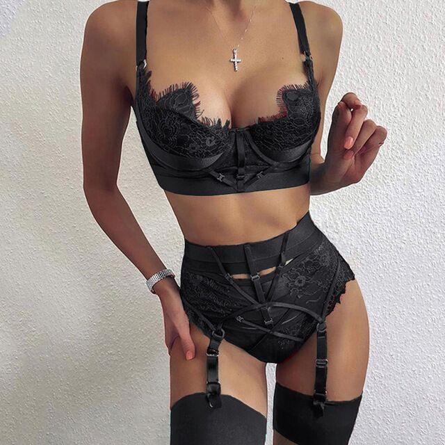 Body Sexy De Renda