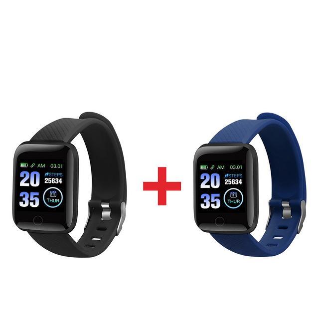 Relógio Inteligente Smart Fitness Tracker da Malui Center Frete Grátis