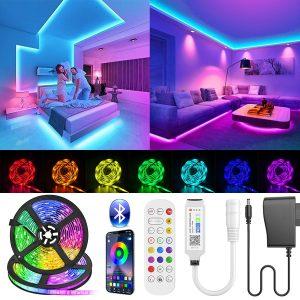 Tira De LED Decoração Casa Quarto