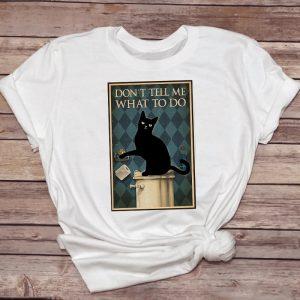Camisas Femininas Gatos Engraçado