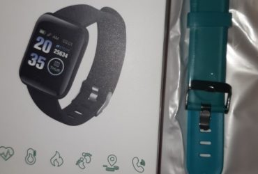 Relógio Inteligente Smart Fitness Tracker photo review