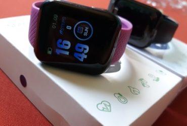 Relógio Inteligente Smart Fitness Tracker photo review