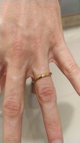 Aliança de Casamento Aço Inoxidável photo review