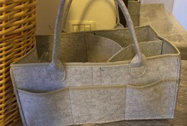 Bolsa Organizadora Para Viagem E Bebê photo review