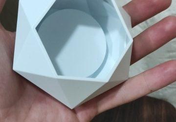 Vaso De Planta Com Levitação Magnética photo review