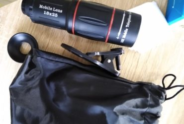 ZoomShot Pro - Original - Frete Grátis (Preto) photo review
