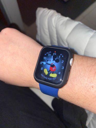 Capa Protetora 360°  Relógio Apple Watch photo review