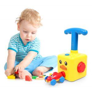 Brinquedo Movido A Ar Lançamento 2021