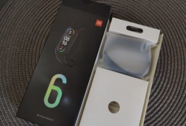Xiaomi Mi Band 6 Global Séries 6 photo review
