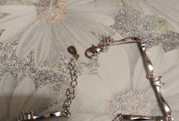 Bracelete De Ametista Esterlina photo review