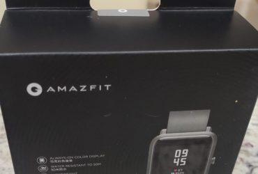 Relógio Inteligente Amazfit Bip S Smart Watch Para Android iOS Phone photo review